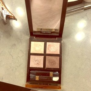 Tom Ford Makeup - Tom Ford eyeshadow quad